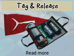 Ba Tackle Tag and release